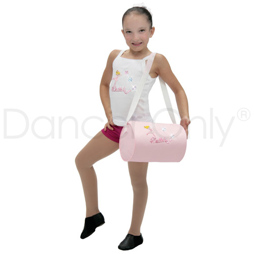PRECIOUS PRINCESS DUFFLE BAG by Dancer Only