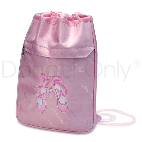 ON POINTE DRAWSTRING BAG by Dancer Only