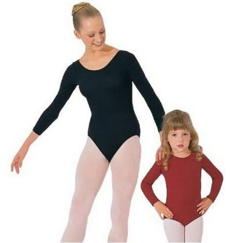 6b2b7f0b3336e ADULT LONG SLEEVE LEOTARD by Capezio | Dancing Supplies Depot