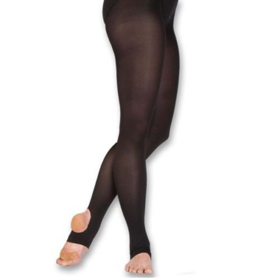 CHILD HOLD AND STRETCH STIRRUP TIGHTS by Capezio