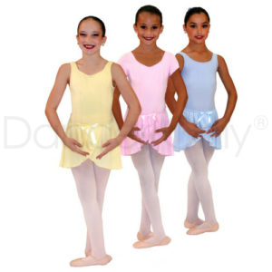 CHILD CAP SLEEVE LEOTARD by Dancer Only  1