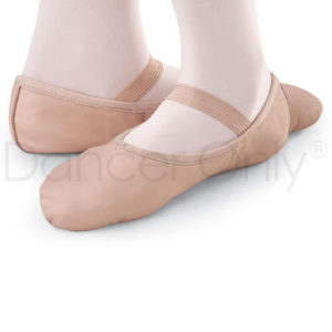 CHILD DANCER ONLY GLOVE SERIES FULL-SOLE BALLET SHOE 1