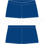 GIRL'S CUTIE HOT SHORTS by Dancer Only