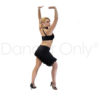 """ADULT """"EXPRESS YOURSELF COLLECTION"""" SALSA SKIRT by Dancer Only"""