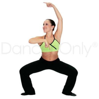 ADULT COTTON LYCRA JAZZ PANTS by Dancer Only