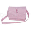 PRETTY IN PINK MESSENGER BAG by Dancer Only
