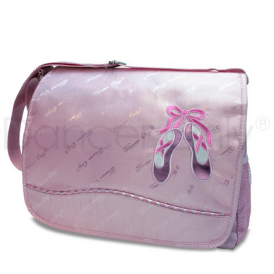 ON POINTE MESSENGER BAG by Dancer Only