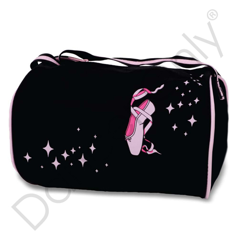 Ballet Star Duffle Bag By Dancer Only