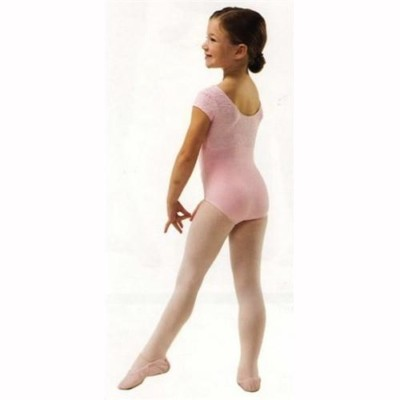 CHILD FOOTED MICROFIBER COMPRESSION TIGHTS by Danskin