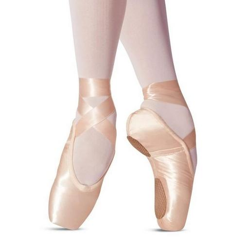 Premiere Split Pointe Shoe By Leo S Dancing Supplies Depot