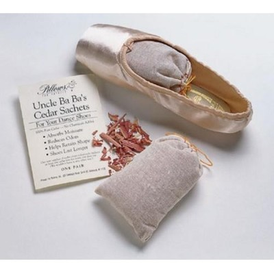 UNCLE BA BA'S CEDAR SACHETS by Pillows for Pointes