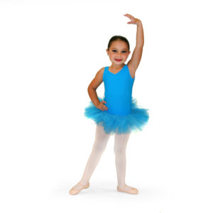 Tutu with no sequin and Leo