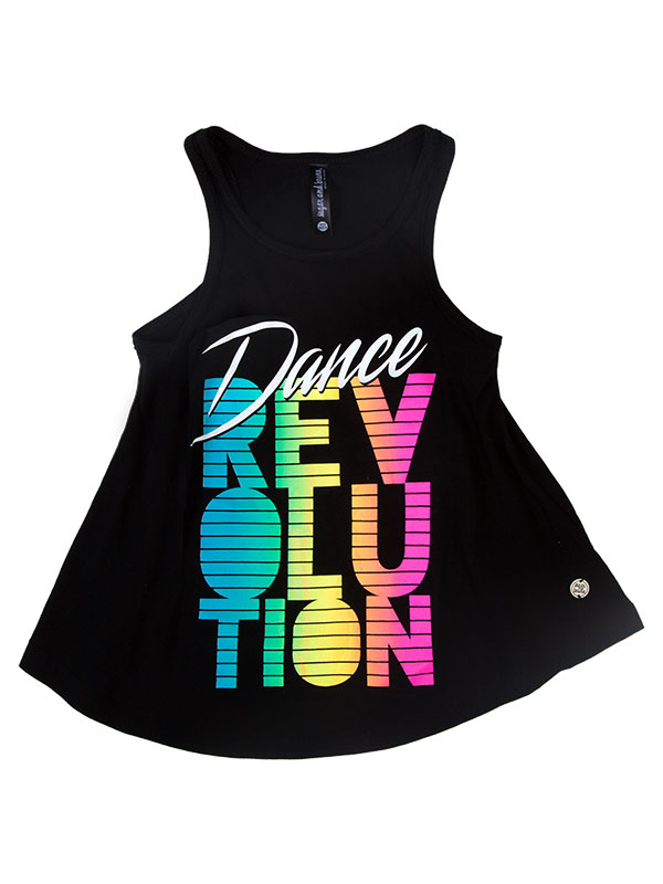 YOUTH REVOLUTION TANK BY SUGAR AND BRUNO