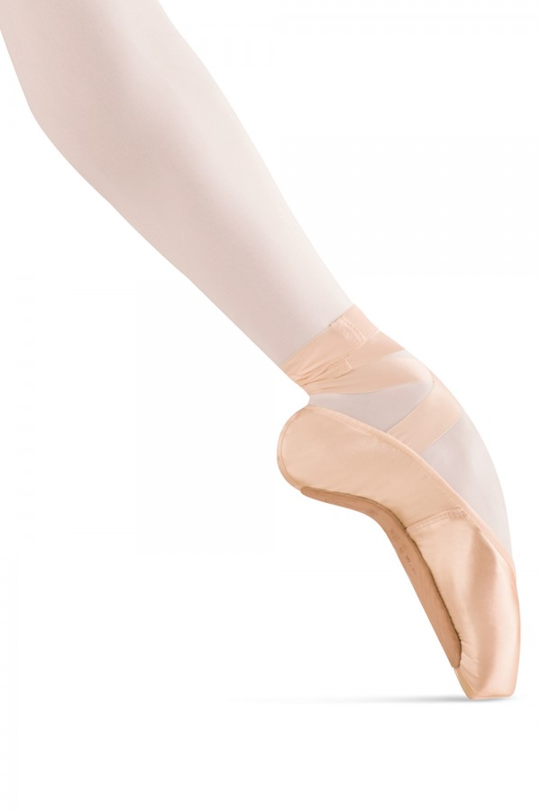 TENSUS DEMI POINTE SHOE BY BLOCH