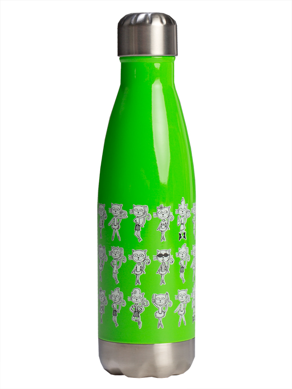 Cat Dancers Force Bottle by Sugar and Bruno