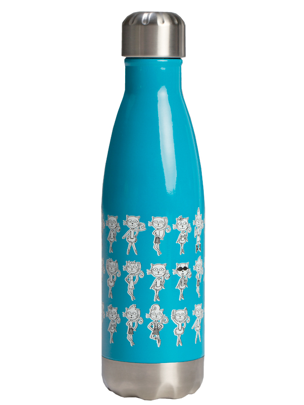 CAT DANCER FORCE BOTTLE by Sugar and Bruno