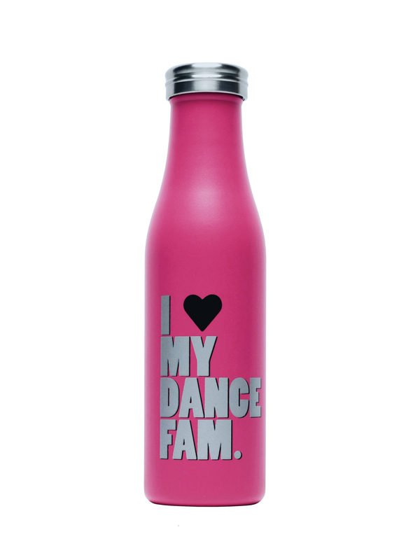 Dance Fam Bottle by Sugar & Bruno